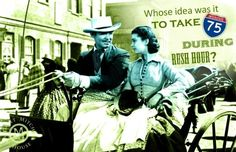 Gone With The Wind .... humor