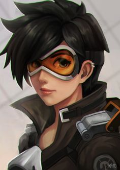 Tracer~Overwatch by Kato