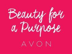 Avon Announces Beauty for a Purpose - Jun 15, 2015 #AvonBeautyForAPurpose #BeautyForAPurpose