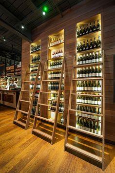 Retail design | Wine