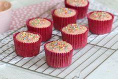 Thermomix Vanilla Cupcakes