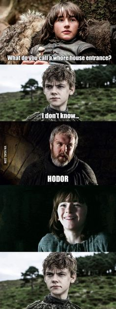 Bran the stand up comedian