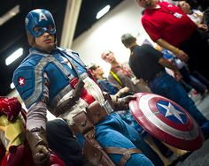 Comic-Con 2011 – Captain America