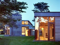 House of the Day: Celebrating Residential Architecture  Long Island House by Tod Williams Billie Tsien Architects,
