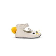 Chaussures Hopper crème - STELLA MCCARTNEY KIDS
