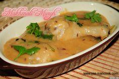 Makhmali Murgh ~ Yes I can cook
