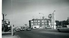 Springfield Illinois. 5th and South Grand Ave (ca 1971). Courtesy of Springfield Rewind and Sangamon Valley Archives