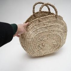BOLSO CAPAZO PITA REDONDO | Simple