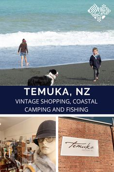 Temuka is a second hand shoppers dream. At last count there are 6 stores selling vintage goods, rooms full of furniture and treasure to discover. Located on the East Coast of New Zealand's South Island. New Zealand South Island, Private Garden, My Childhood Memories, East Coast, Count, Coastal, Rooms, Explore, Beach