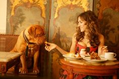 love this picture. would be adorable in any cafe.