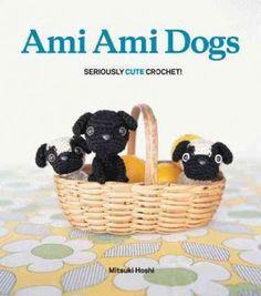 crochet pugs- OMG! I so want some if these!!! Like a whole set! Lol!