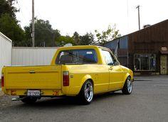 Yellow Caddy