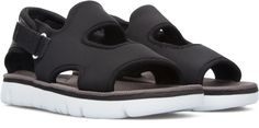 Oruga Camper women's sandal has a sporty and fun vibe.