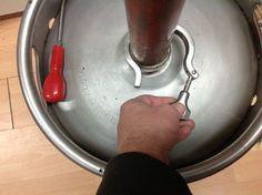 Build a Keg Still for Whiskey (Pot Still Design) : 12 Steps - Instructables Homemade Alcohol, Homemade Liquor, Reflux Still, Whiskey Still, Bakers Yeast, Yeast Starter, Hard Apple Cider, Moonshine Still, Pot Still