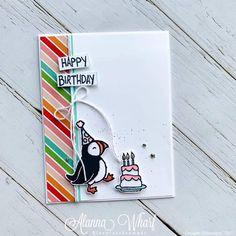 Birthday Cards, Happy Birthday, Stampin Up Cards, Catalog, Paper, Projects, Handmade, Crafts, Image