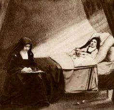 St Therese and her sister Sister Celine