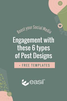 Learn 6 types of Instagram post designs that have been proven to boost brands' social media engagement rates, + grab our amazing free editable templates! Good Instagram Bios, Instagram Feed Layout, Creative Instagram Stories, Instagram Story Ideas, Instagram Quotes, Instagram Tips, Graphic Design Tips, Graphic Design Branding, Blog Design