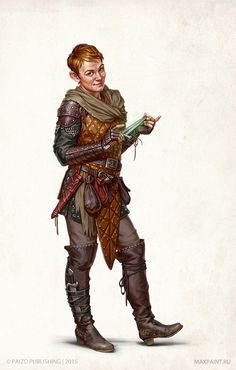 Humano -Rogue -Female -Ekatarina Burker