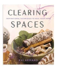 Take a look at this Clearing Spaces Paperback today!