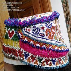 Sombreros tribales nomadas Tribalfusion sombreros Tapas tribal kuchi