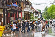 Laos New Year