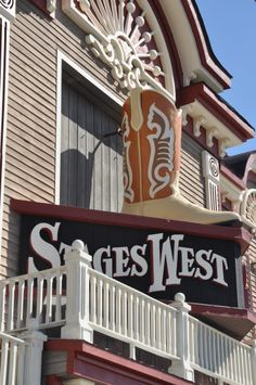 Stage West - Located in Pigeon Forge, this shops perfect for any country wear you are looking for! A great place to get some boots! #shop