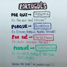 Build Your Brazilian Portuguese Vocabulary Learn Brazilian Portuguese, Portuguese Lessons, Portuguese Language, Learn A New Language, Study Hard, Studyblr, Study Notes, Study Motivation, Student Life