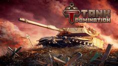 Tank Domination — онлайн игра 2015 года начинает альфа тест
