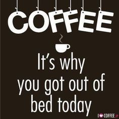 Coffee Quotes (@DoILoveCoffee) #coffeelovers