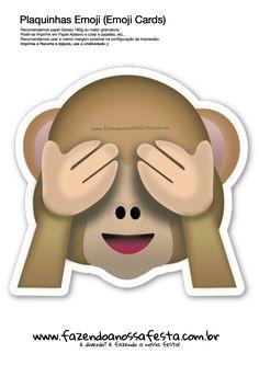 Plaquinhas Emoji Whatsapp 30