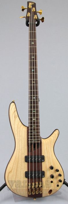 Ibanez SR1300E New 2016 Ibanez Premium Series Bass Guitar For 25 years, the Ibanez SR Series has given bass players a sleek, comfortable, modern alternative to the popular traditional style basses. Fi