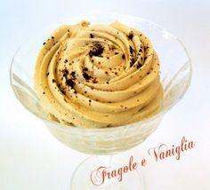 La Crema Diplomatica al Caffè è una crema dal gusto meravigliosamente intenso di caffè,soffice e vellutata ideale per la farcitura di dolci e torte.
