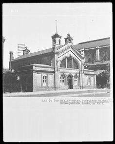 1934 Berlin-Stettiner Bahnhof (Vorortbahnhof)