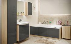 мебель для ванной комнаты Cersanit smart