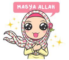 Flower Hijab : Daily Talk by Imran Ramadhan sticker