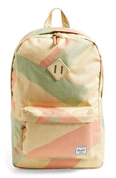 Herschel+Supply+Co.+'Heritage+Mid+Volume'+Backpack+available+at+#Nordstrom