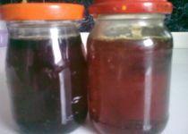 Bezinkový med Salsa, Mason Jars, Homemade, Food, Jars, Alcohol, Eten, Canning Jars, Hand Made