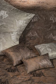 'Houston', Armani Casa Exclusive Textiles by Rubelli http://www.rubelli.com/