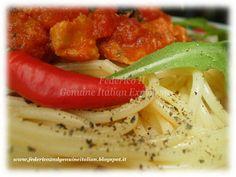 Federico II Genuine Italian Experience: Spaghetti alla Luciano