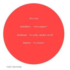"""""""Red"""" is the first chakra section of the novel, and the second part of """"Ezekiel"""". #spiritual #chakras"""