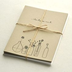 Thanks So Much Stationery by Victoria Vu: