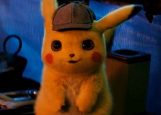Here's a breakdown of two unreleased scenes IGN saw from Pokémon: Detective Pikachu. Pokémon Detective Pikachu Trailer Ryan Reynolds, Justice Smith, K. Pikachu Pikachu, Pokemon Go, Pokemon Serie, Pikachu Mignon, Pokemon Film, Fotos Do Pokemon, Fan Art Pokemon, Pokemon Movies, Pikachu Game