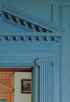 West Parlor door detail Mount Vernon - Google Search