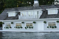 Squirrel Island -Boat house on Lake Muskoka-formerly Mattamy - Love this, my fav