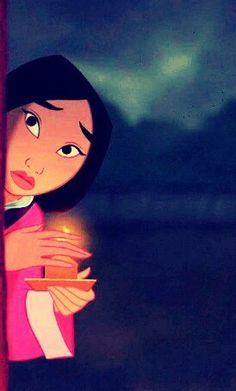 Mulan. Disney