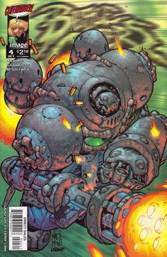 Battle Chasers Issue (Calibretto Cover) by Joe Madureira Comic Book Artists, Comic Artist, Comic Books Art, Joe Madureira, Gaia, Comic Character, Character Design, Battle Chasers, Heavy Metal Art