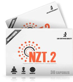 NZT.2 is developed by Paneuromix as a sophisticated nootropic