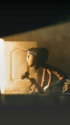 Coraline [a Tim Burton film] is a fantastic one. Coraline Jones, Coraline Art, Coraline Movie, Coraline And Wybie, Art Tim Burton, Film Tim Burton, Tim Burton Artwork, Laika Studios, Films Cinema