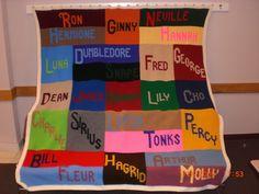 Knit blanket..