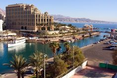 Eilat, Israel. Best trip ever. Can't wait to go again!